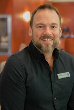Garth Wardle  CEO