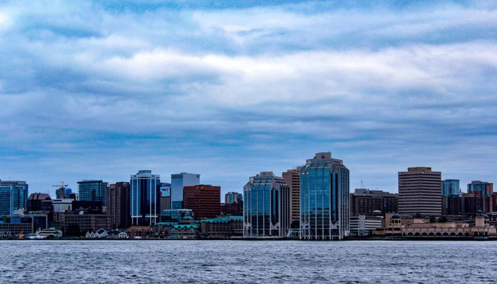 halifax downtown skyline